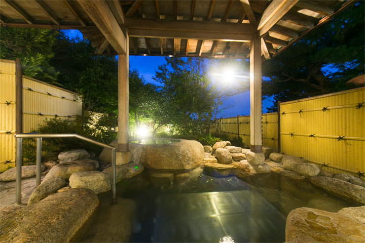 日帰り入浴プラン -本格京風会席-